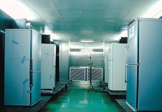 Semi-automatically Refrigerator Assembly Line / Freezer Testing Lab Chamber For Testing