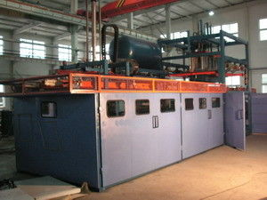 Kinte Refrigerator Manufacturing Assembly Line Single Station Thermo Forming Machine
