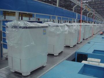 Different Size Washing Machine Assembly Line Equipment Automation Level