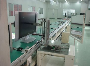 Automated Lcd Tv Assembly Line Testing Equipment For Lcd Monitor Production